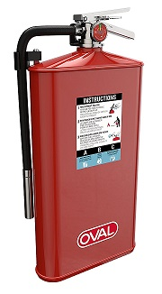 ABC fire extinguisher with C Rating Dry Chemical Fire Extinguisher