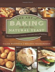 Baking with natural yeast