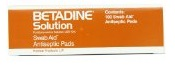 Betadine - 10% povidone-iodine solution