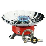 Backpacking Gas Camping Stove