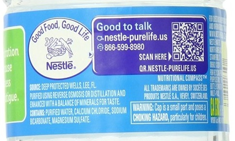 is nestle water bad for you? Yes!