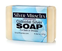 Colloidal Silver Soap