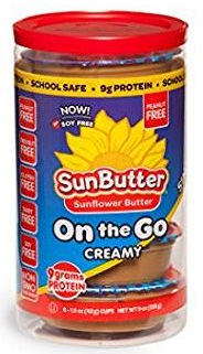 Sunbutter on the Go
