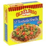 Tostada shells 12-pack