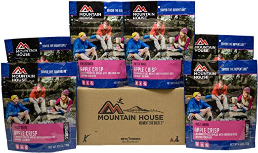 Mountain House Apple Crisp Bundle