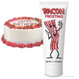 Bacon frosting