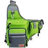 Fishing tackle cross body