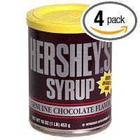 Hershey's four-pack
