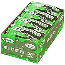 Military Energy Gum 24-pack