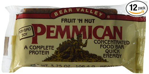 Pemmican bars - 12-pack