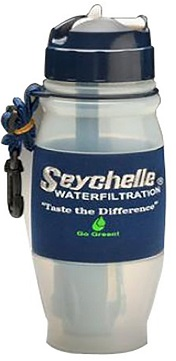 Seychelle Radiation filter bottle