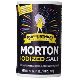 Morton Salt  celebrated 100th Birthday
