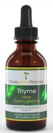 Thyme extract herbal supplement