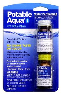 Potable-aqua two-pack