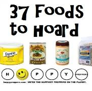 37 foods to hoard before crisis