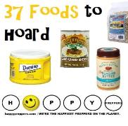 37 Foods to Hoard
