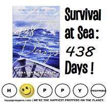 Survival At Sea 438 Days