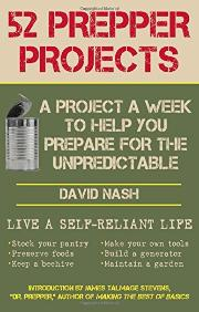 52 prepper projects for a self-reliant life