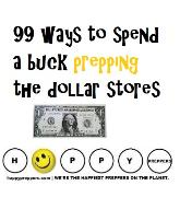 99 ways of spending a buck at the dollar stores