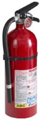 Mulitpurpose ABC fire extinguisher