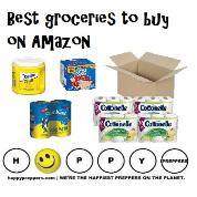 Best groceries to buy on Amazon