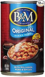 B&M Brick Oven Baked Beans
