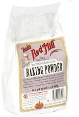 Baking powder without aluminum