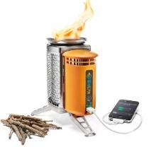 Biolite wood burning camp stove