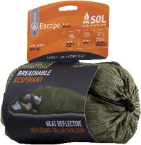 SOL Escap Bivvy - Green Best Bivvy for preppers