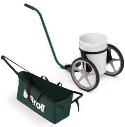 Bucket cart - is ideal for preppers