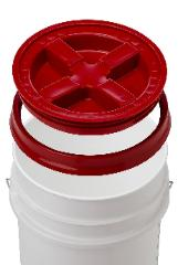 Gamm seal bucket lid