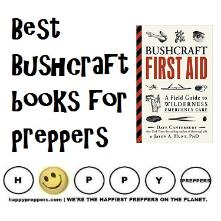 Best bushcraft books for preppers