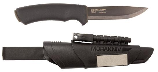 Morakniv Bushcraft Carbon Steel Survival Knife