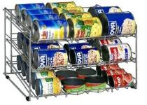 Canned food storage system
