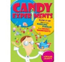 Candy experiments #1 book