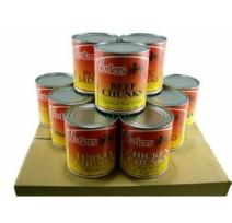 Yoder's variety pack of canned meats