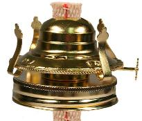 canning jar attachment to make an oil lamp