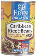 Carribbean Rice and Beans