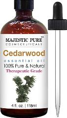 4 fluid ounces Cedarwood Essential Oil