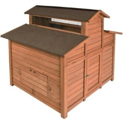 Chicken coup luxury barn