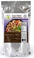 Chicken dices- legacy foods