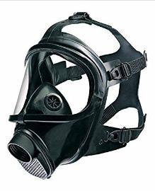 Childs NBC Gas Mask