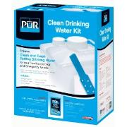 Clean drinking water kit