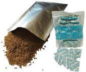 combo set of mylar bags and oxygen absorbers