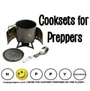 Cooksets for preppers