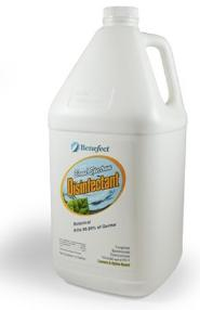 Benefact botanical disinfectant