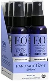 EO Hand Sanitizers