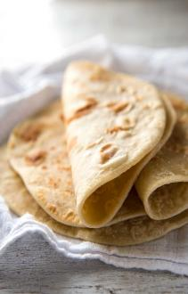 Easy Soft Flatbread