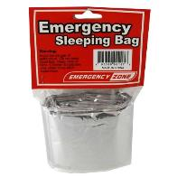 emergency sleeping bag in mylar