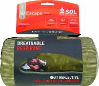 SOL Escape Bivvy - Green